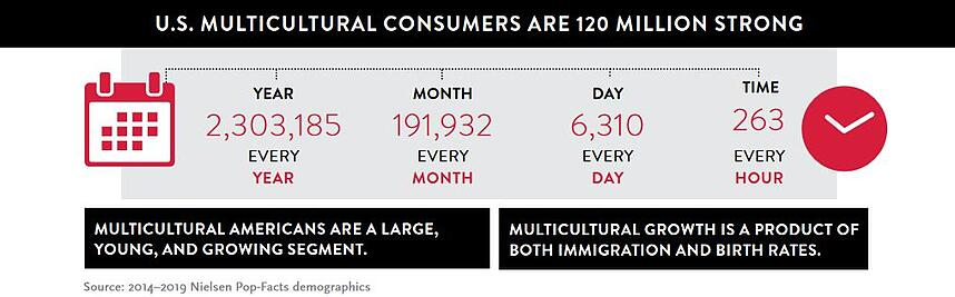 Using language to market to multicultural consumers.